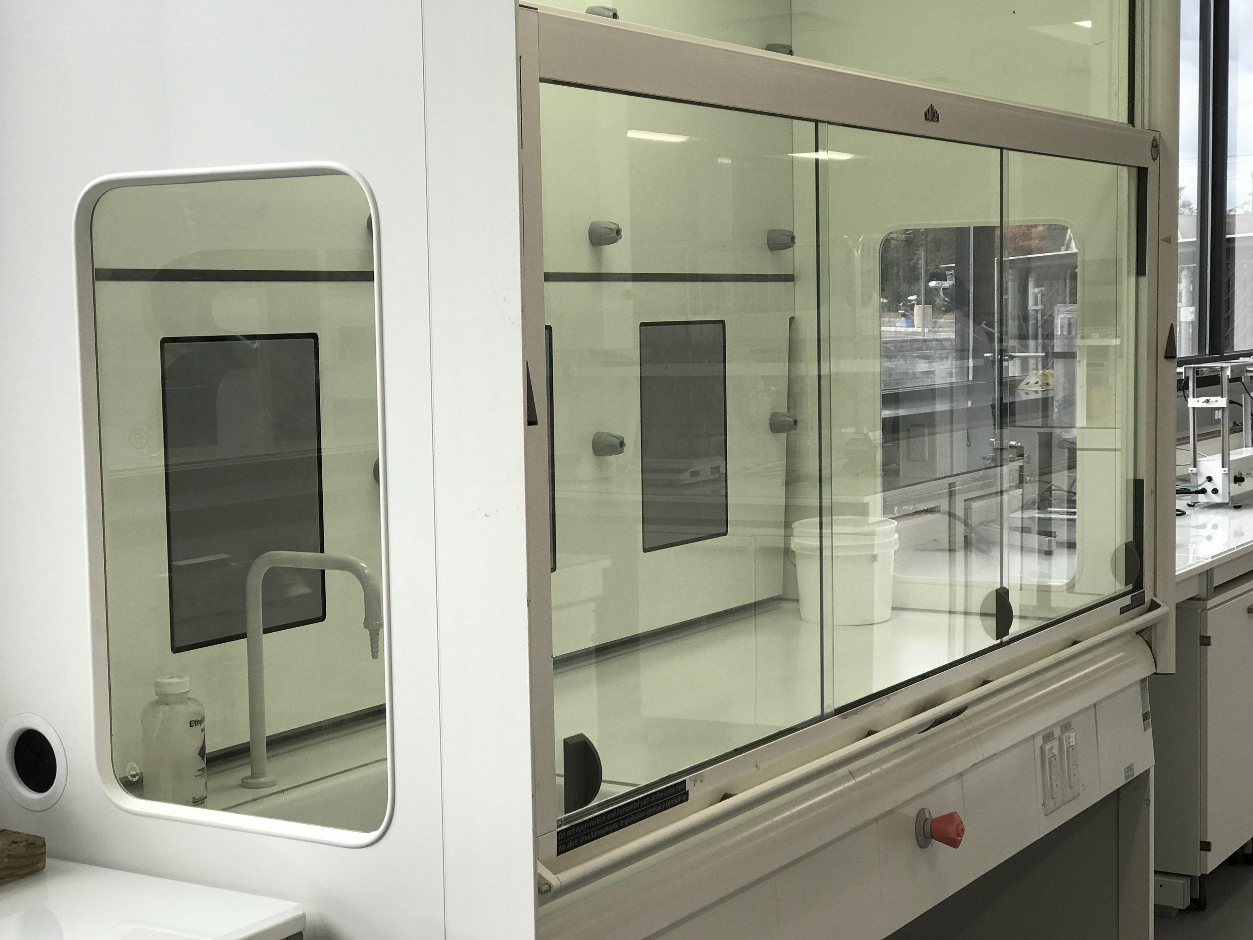 Testing Laboratory - Fume Hood- L'Oreal Secuflow.jpg