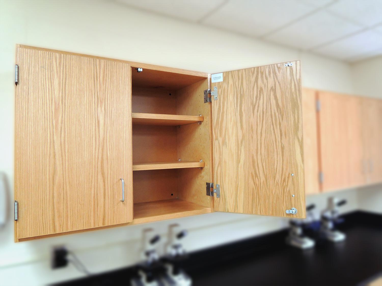 Wood Lab Cabinet - Natural Oak - Upper.jpg