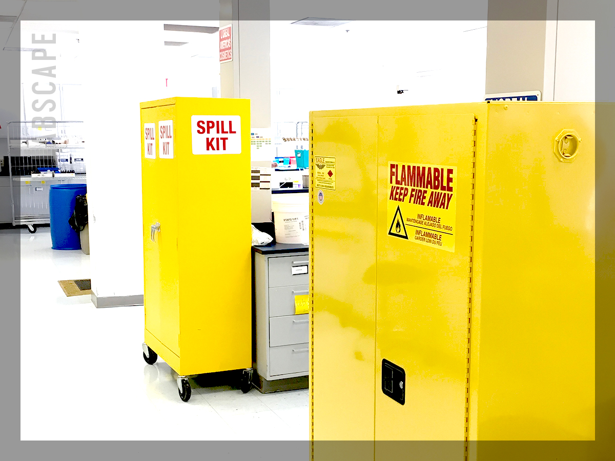 FIRE SAFETY CABINETS