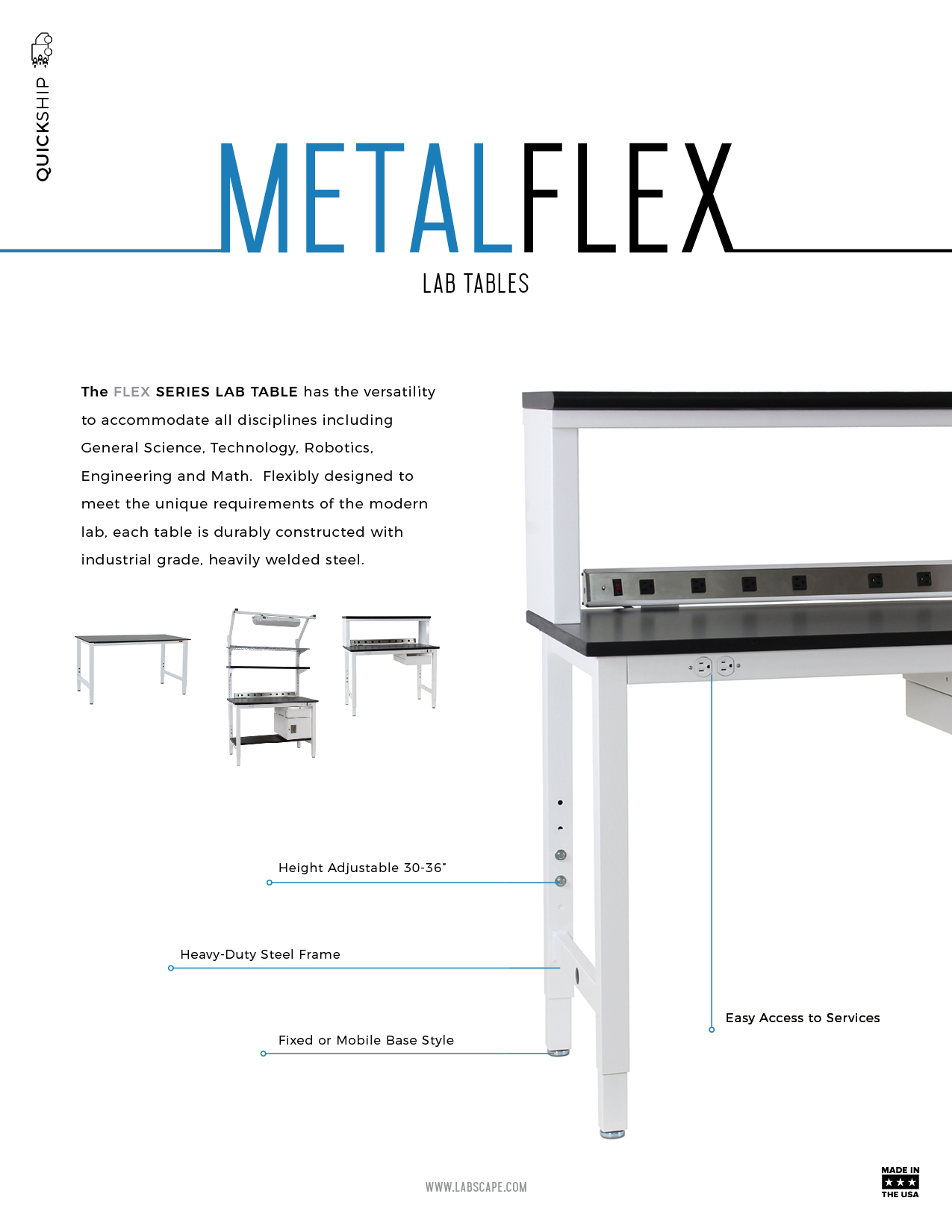 LABSCAPE CUTSHEET - METAL - FLEX TABLE.jpg