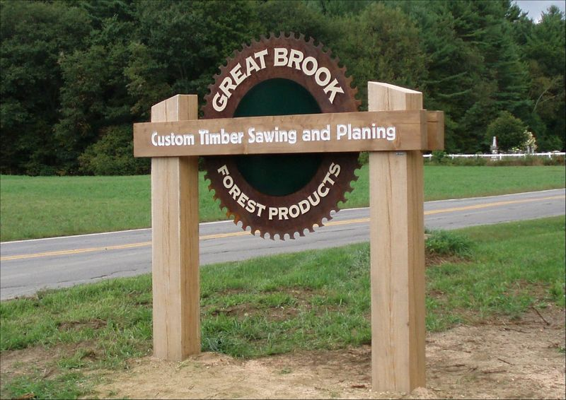 Greatbrook Custom Tiber Sawing and Planing