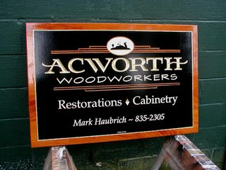 Acworth Woodworkers Restorations and Cabinetry