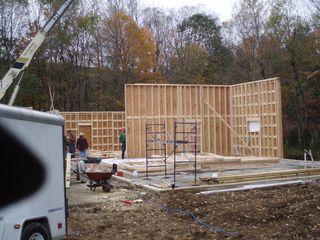 Keene Signworx new building progress