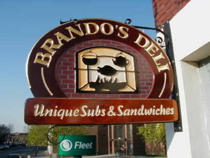 Restaurants & Storefronts -