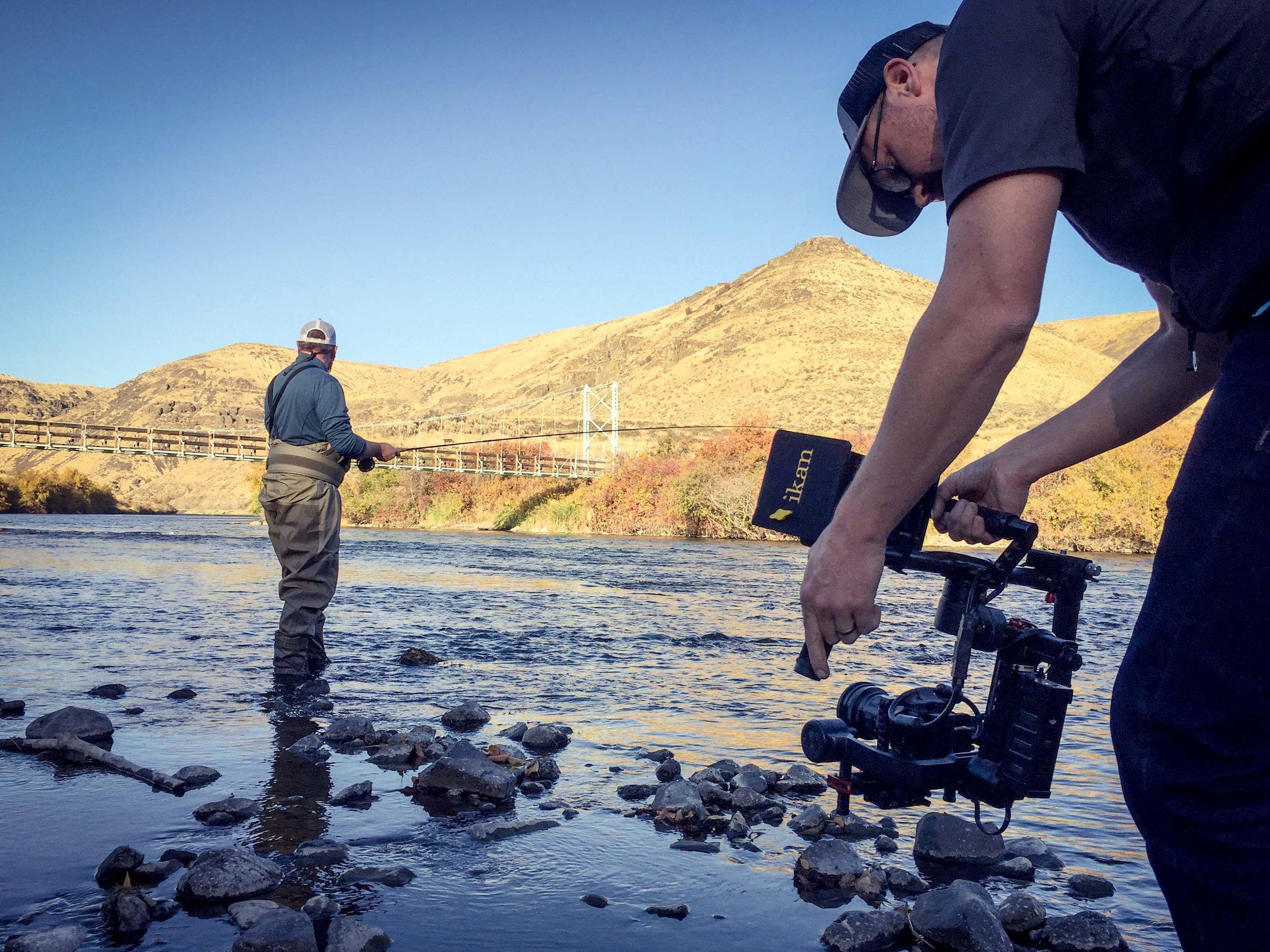 Fly Fishing Yakima River Canyon Umtanum Creek