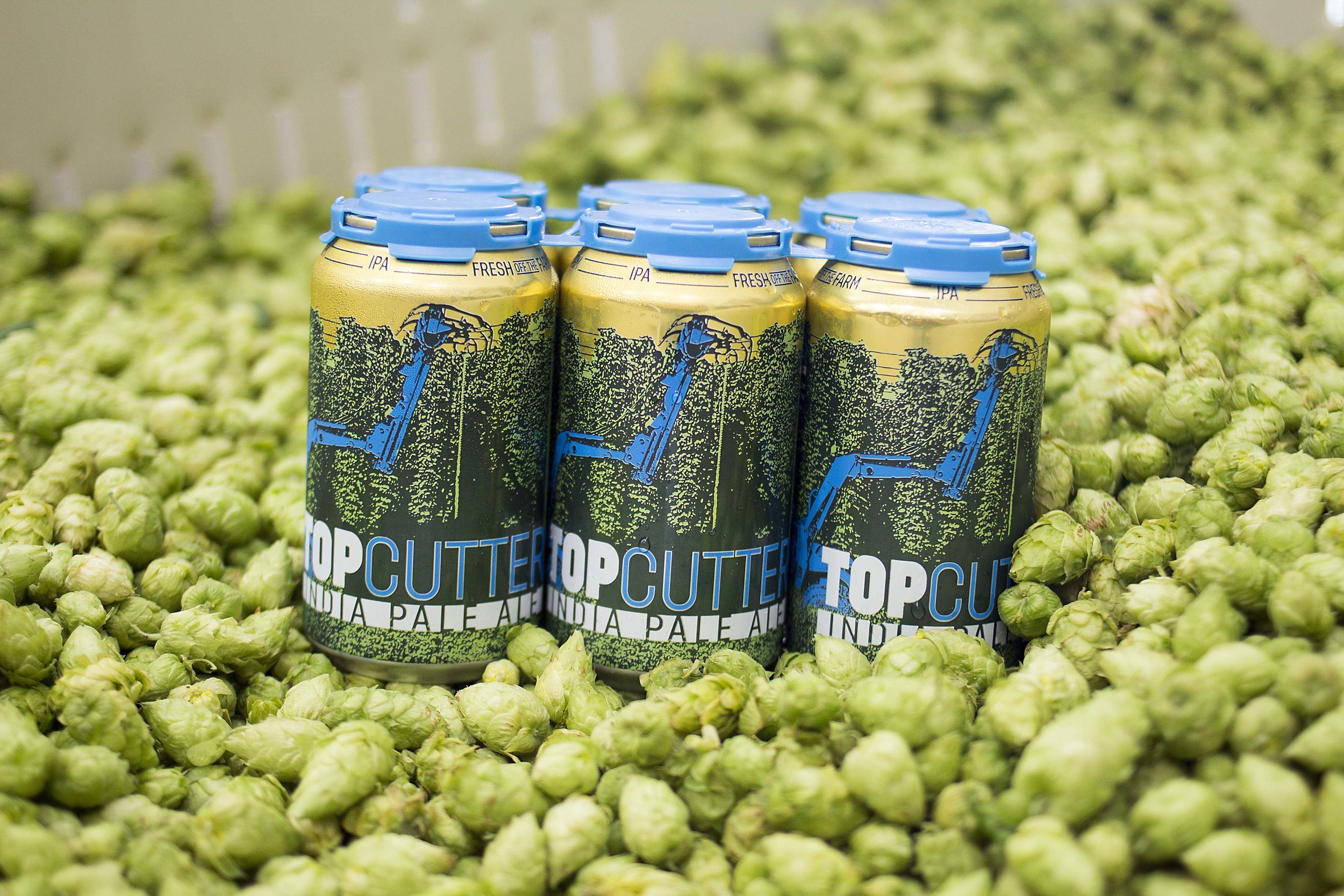 Top Cutter Bale Breaker Brewing Company Craft Beer Yakima