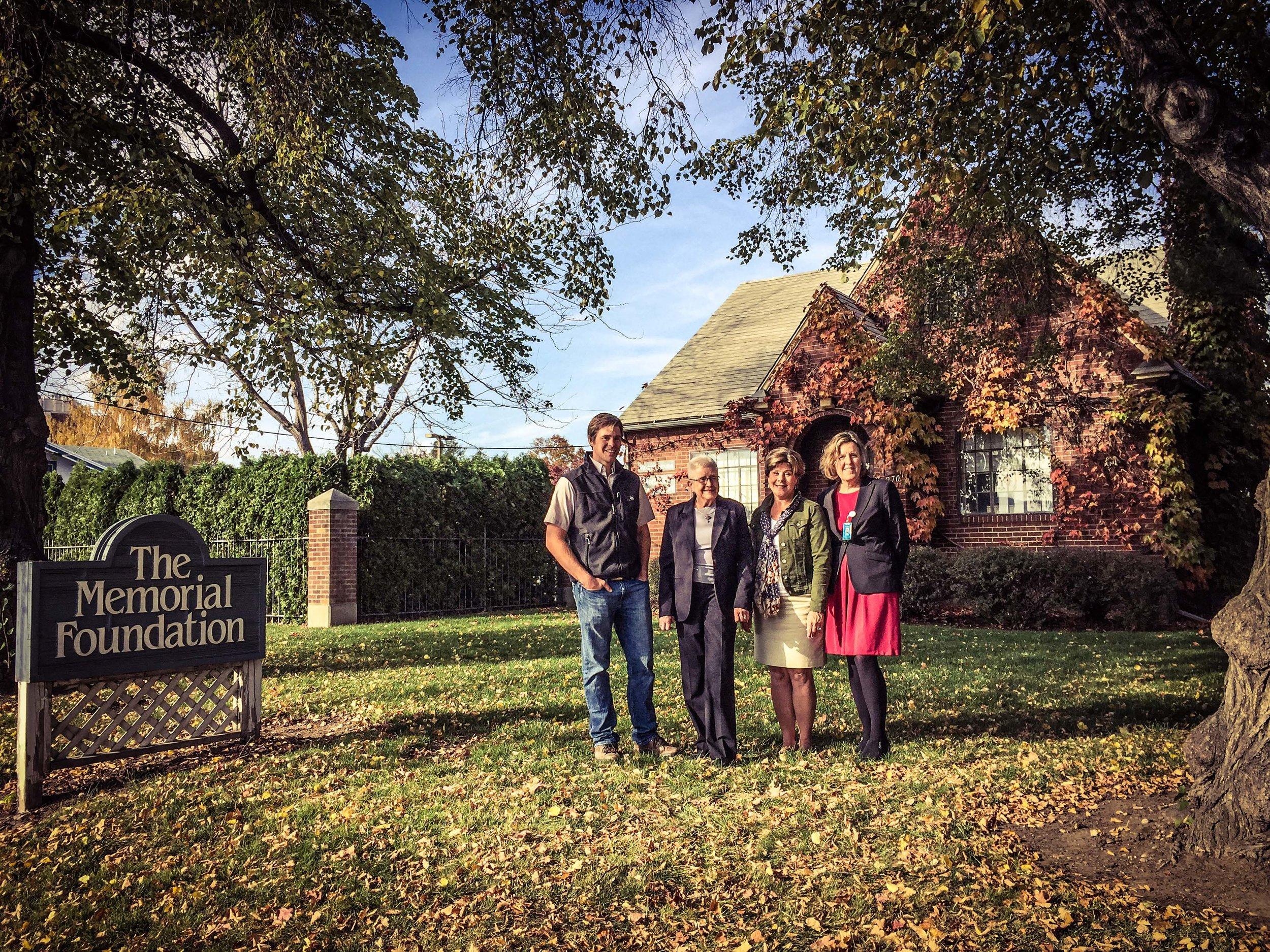 Memorial Foundation Sundquist Fruit Family