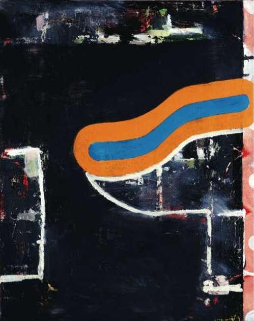 "#2729 30"" x 24"" Oil/Canvas, 2013"