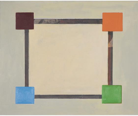 """#2790 16"""" x 20"""" Oil/Panel, 2016"""