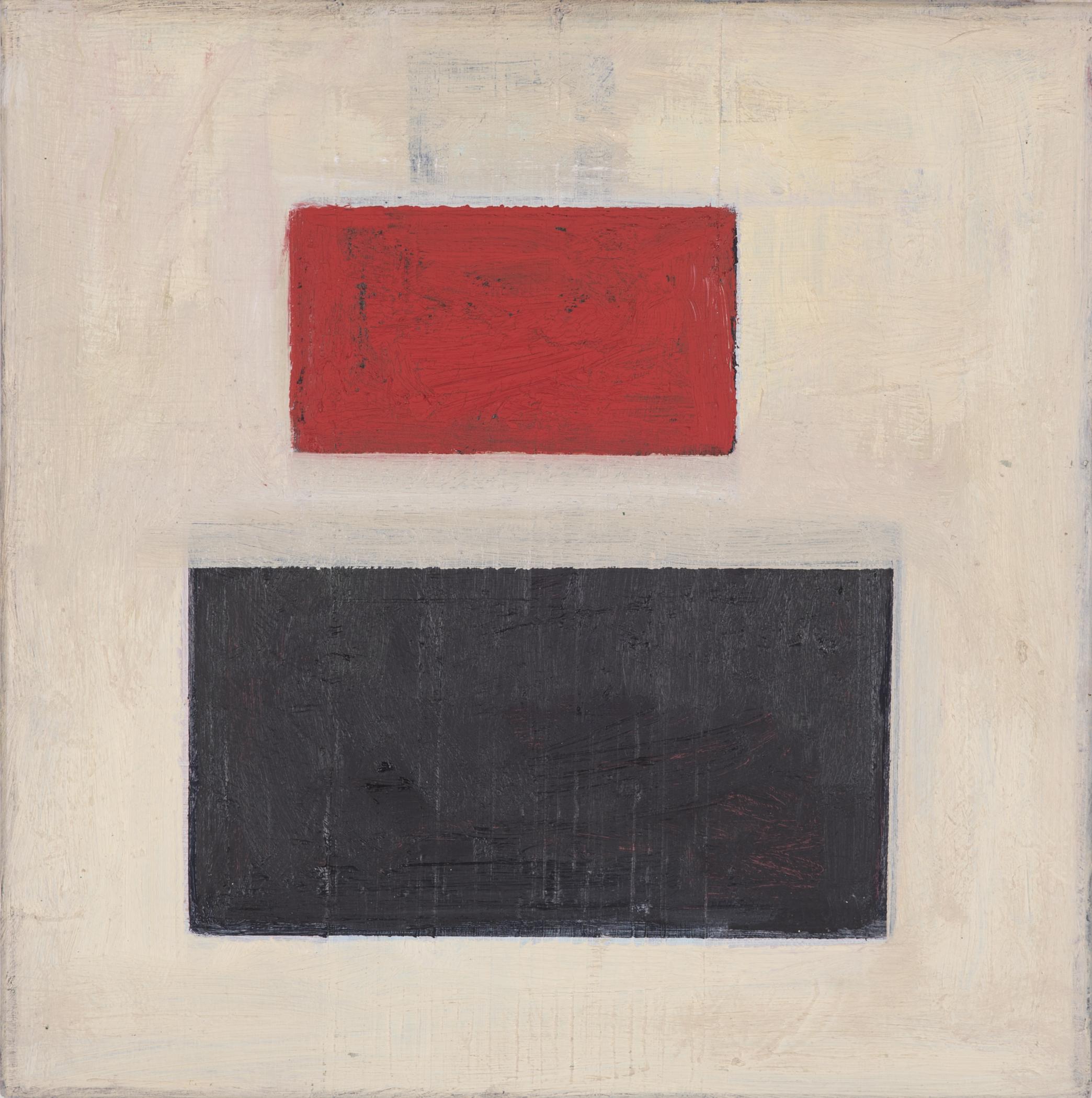 """#2783, 10"""" x 10"""" Oil/Copper, 2012"""