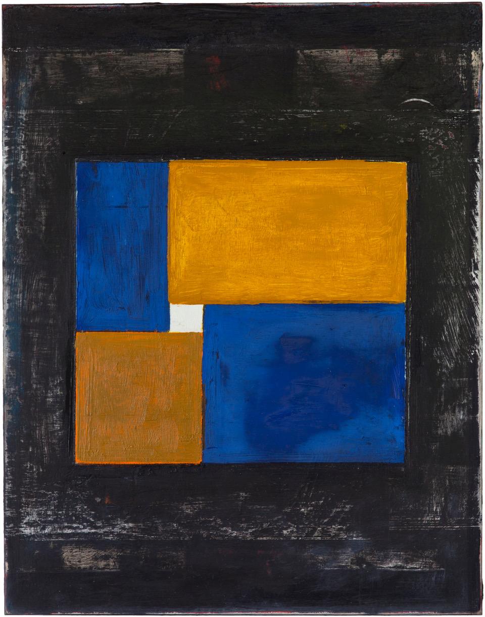 """#2759 11"""" x 14"""" Oil/Panel, 2014"""