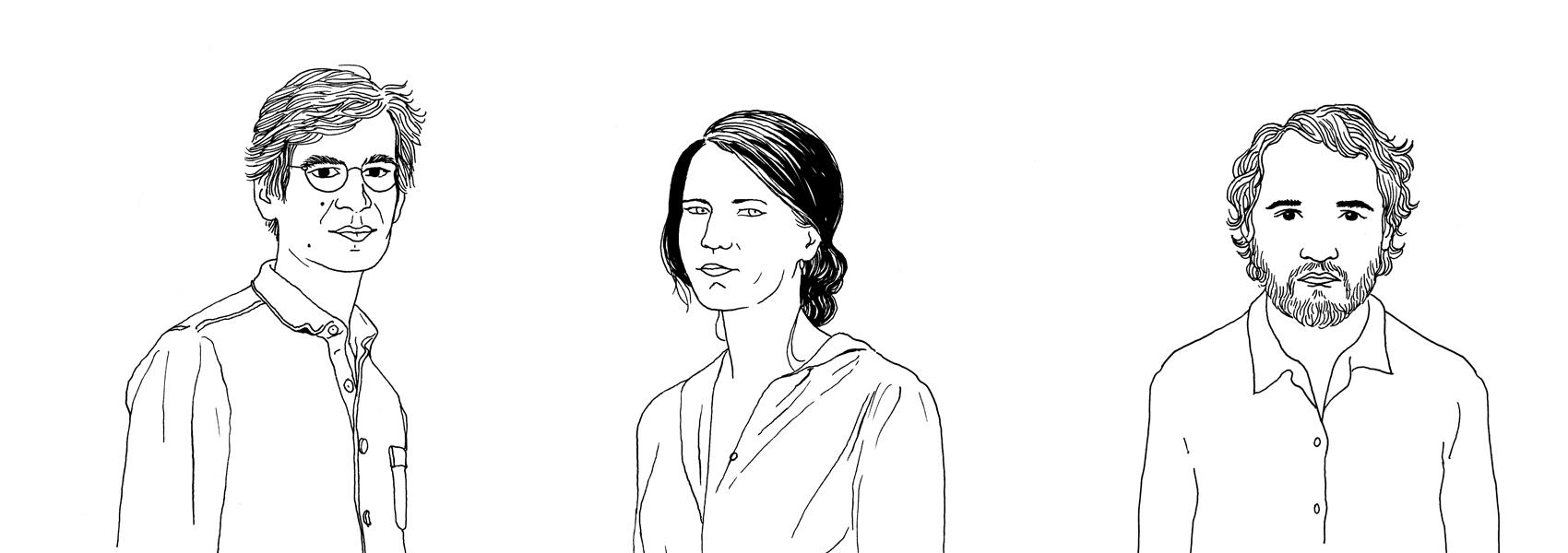 Illustrations :  Sibylle Ristroph