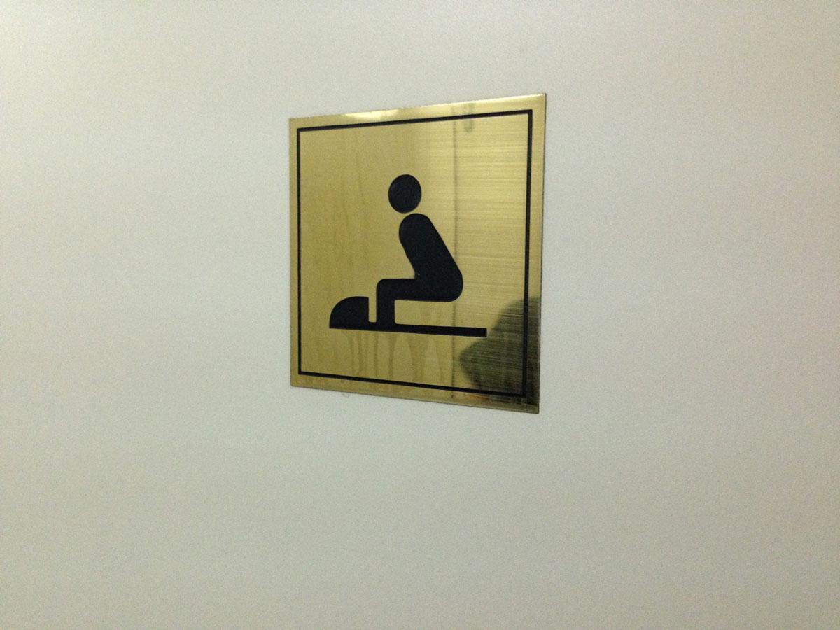 Helpful instructions, Beijing China