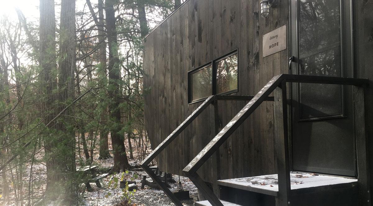 My    Getaway    cabin in Catskill NY