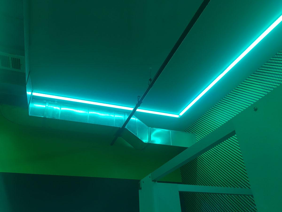 The most recent, amazing bathroom I've seen… Media Center in DUMBO Brooklyn.
