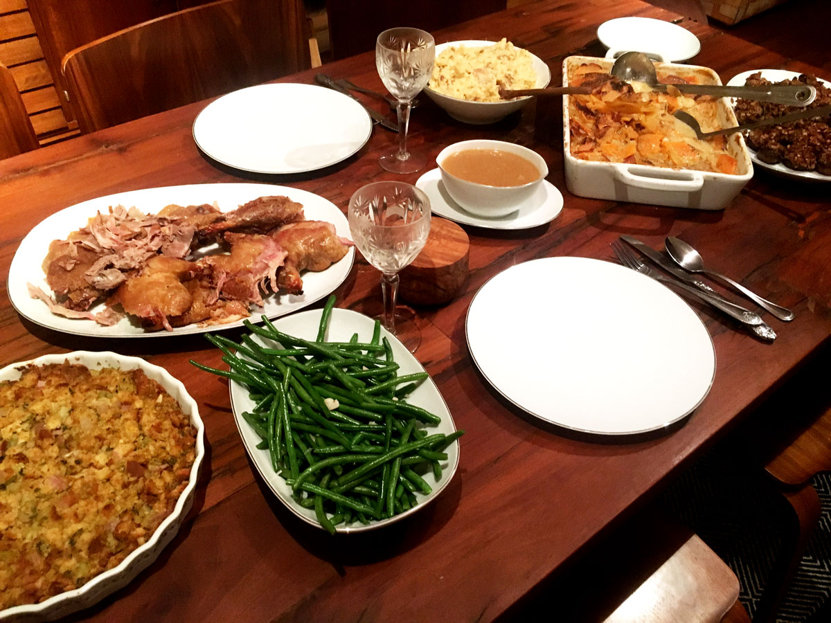 The spread [after], II
