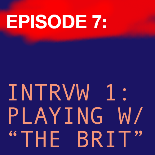 "An Interview With ""The Brit"""