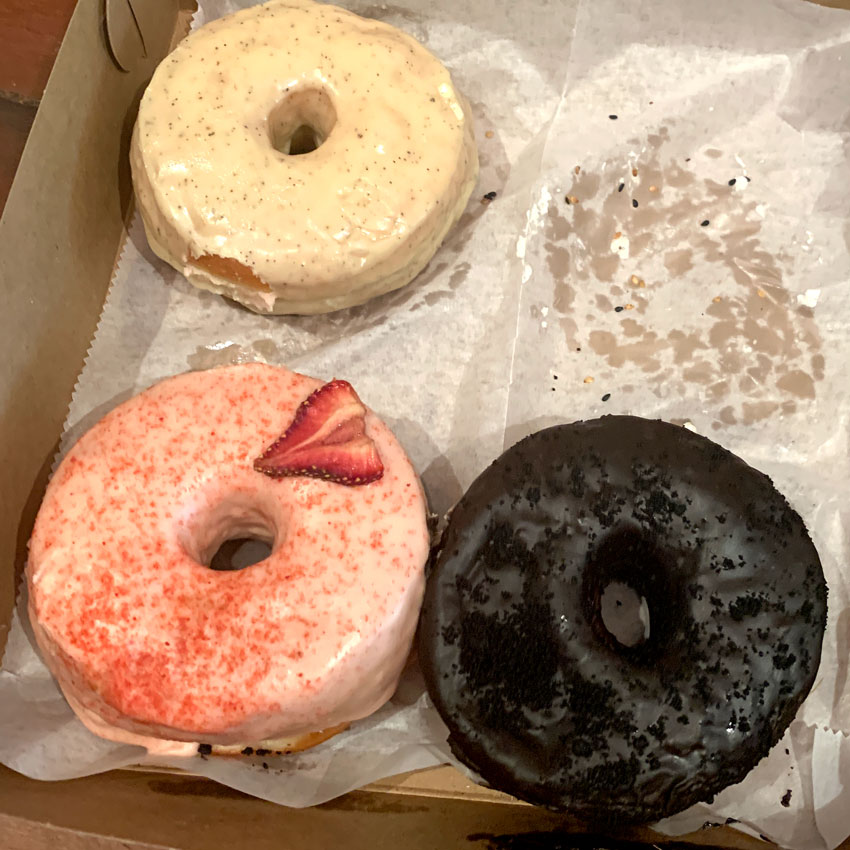 3 Of 5 Donuts