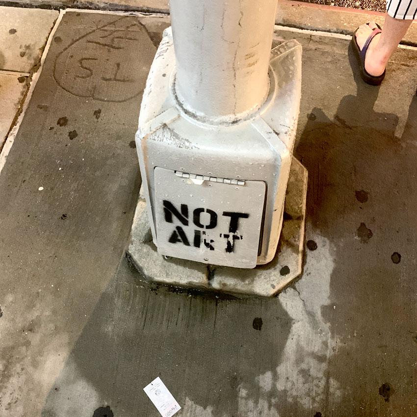 """""""Not Art"""""""