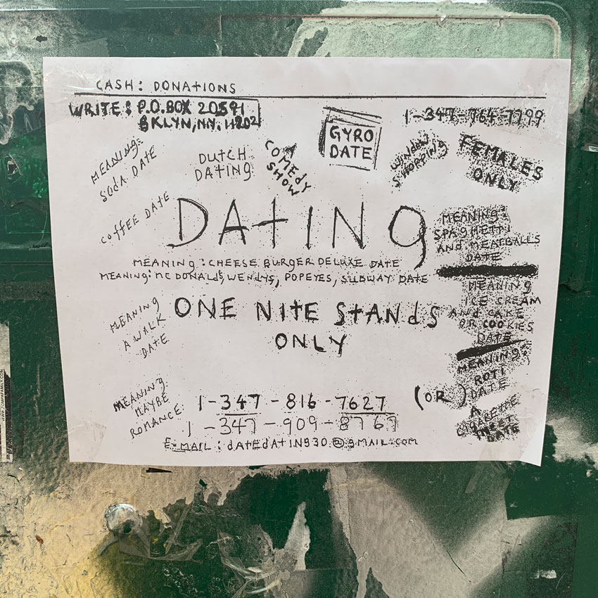 Dating And One-Night Stands Are Same Thing?