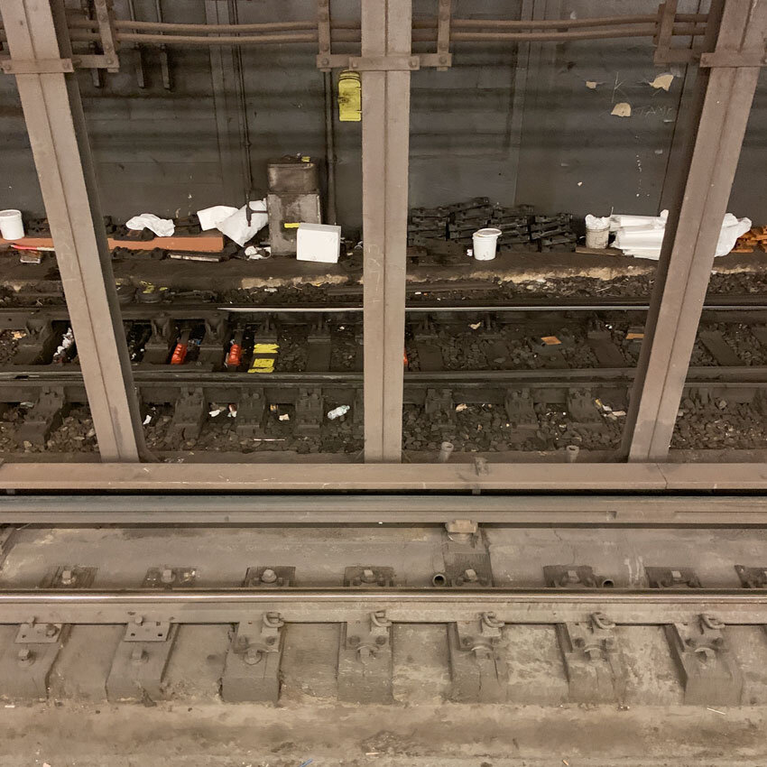 Symmetrical Subway Storage