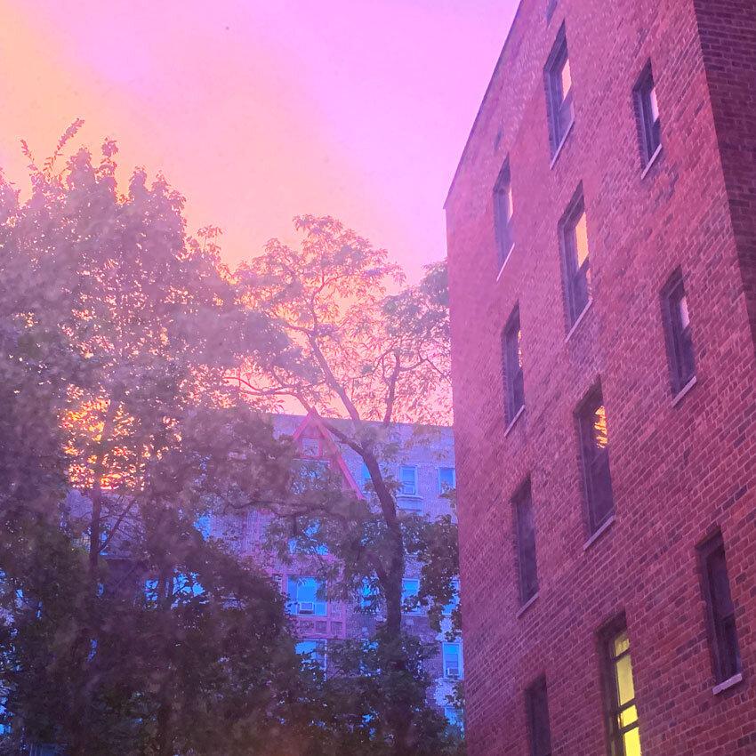 Sunset Light Is Cray
