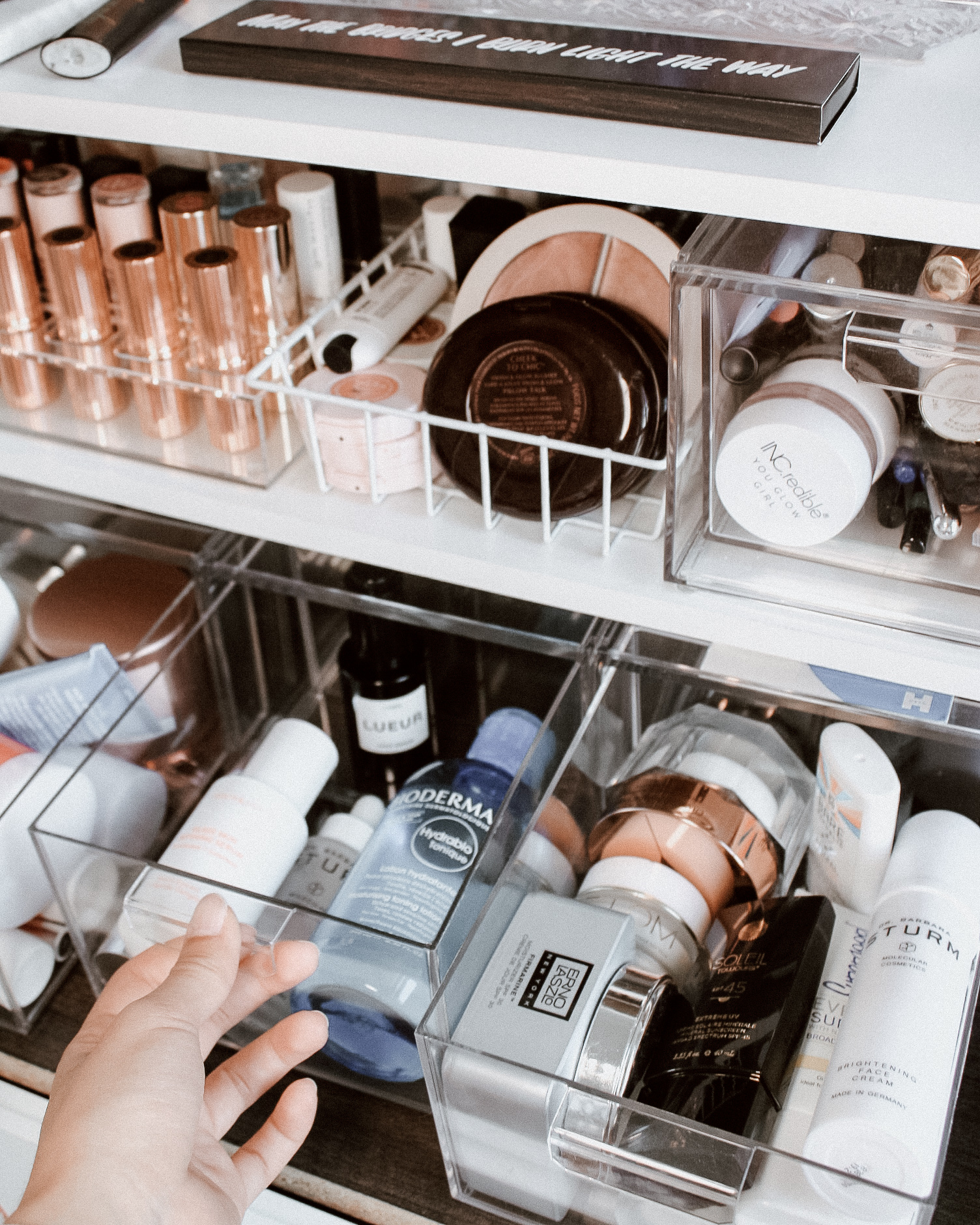 6 Beauty And Skincare Product Organization Tips To Streamline Your Routine The Glossarray Your Beauty Skincare Glossary