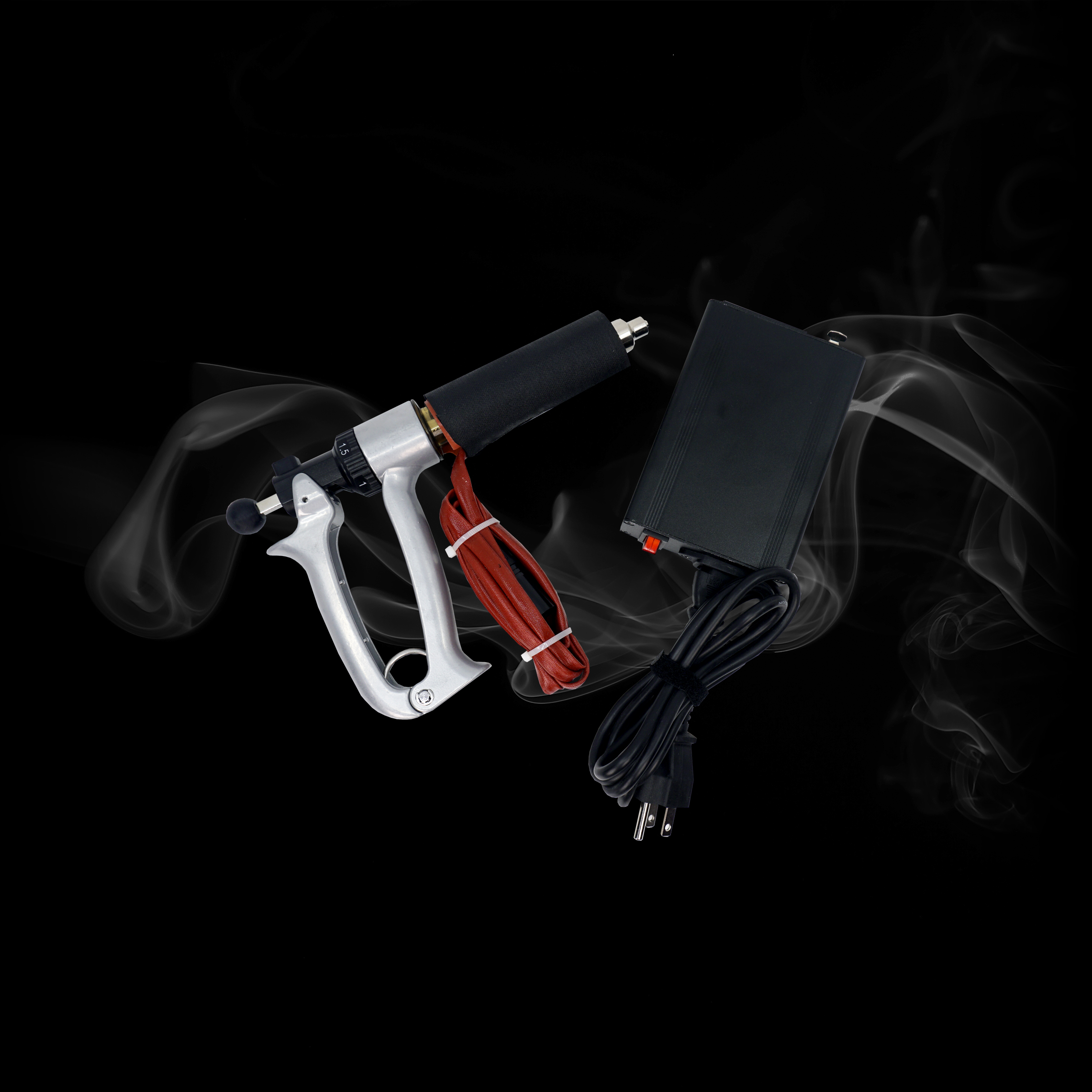 handheld filling gun - features:heating sleeve maintains temp throughout fillvolumetric filler*call us for more information