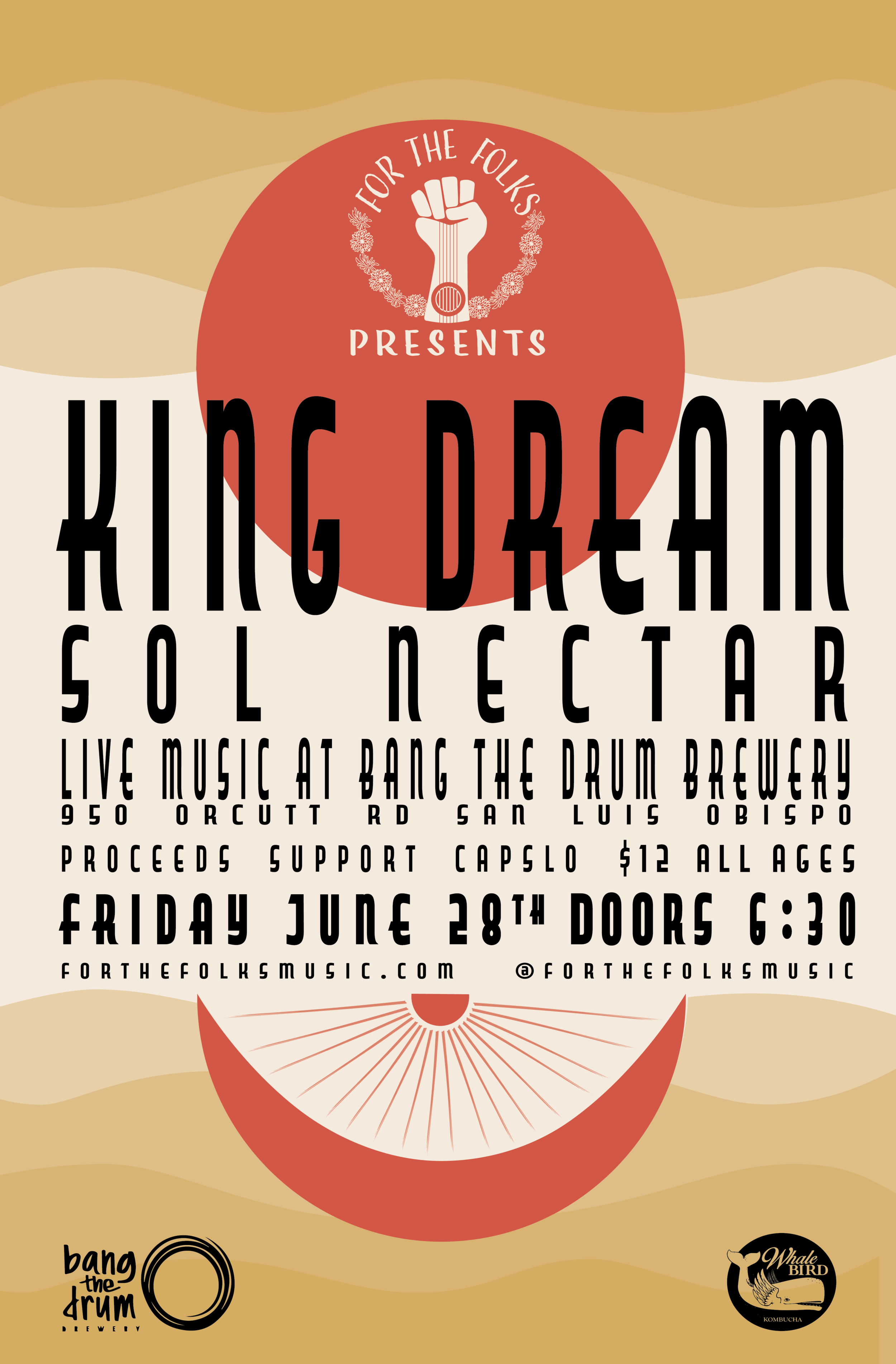 A Midsummer Night's King Dream 6/29/19