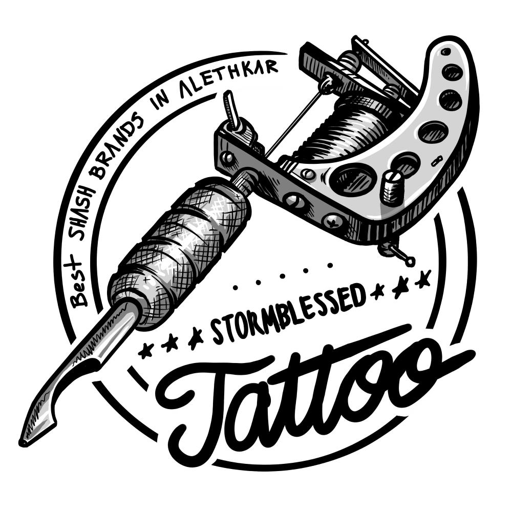 Stormblessed Tattoo
