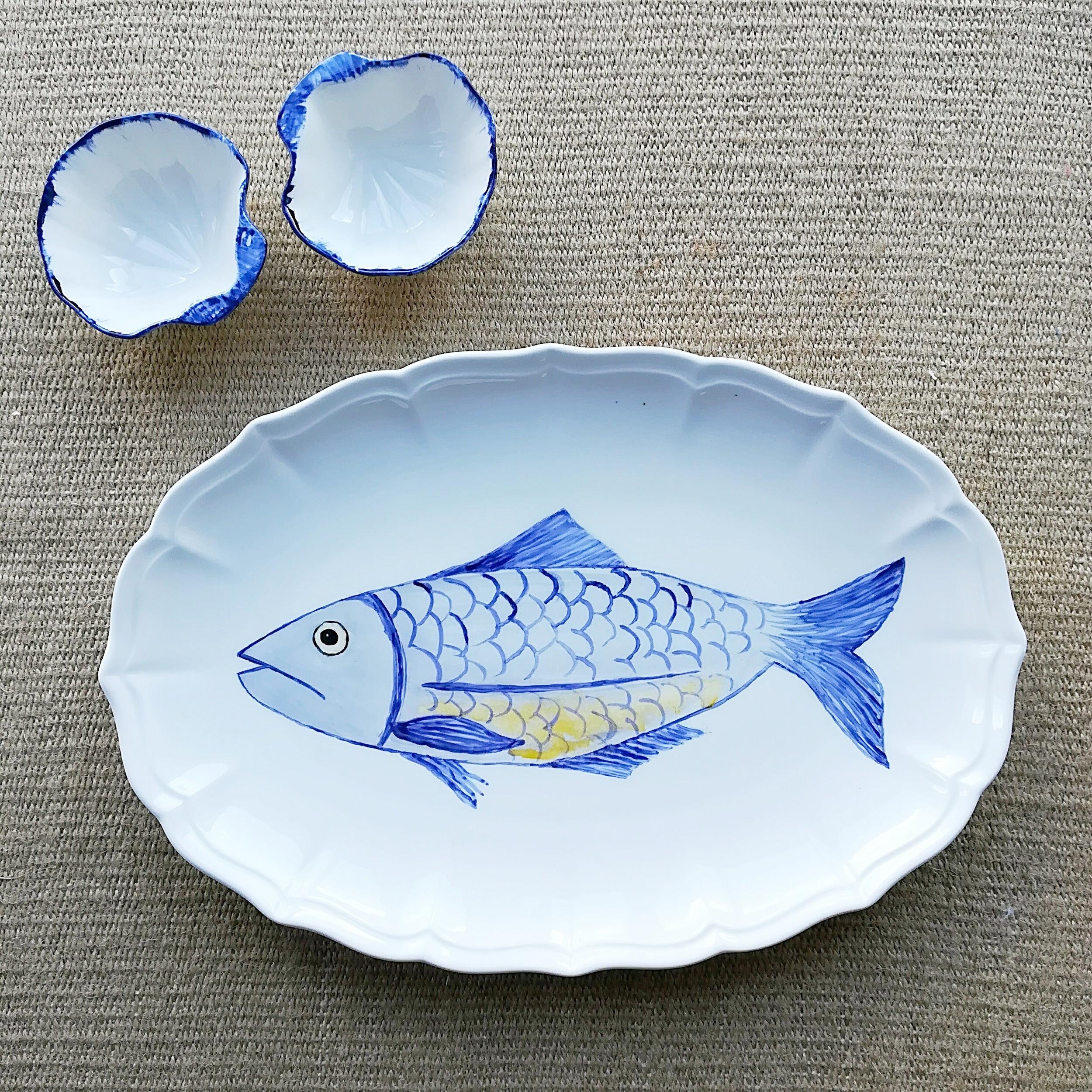 Bandeja pez