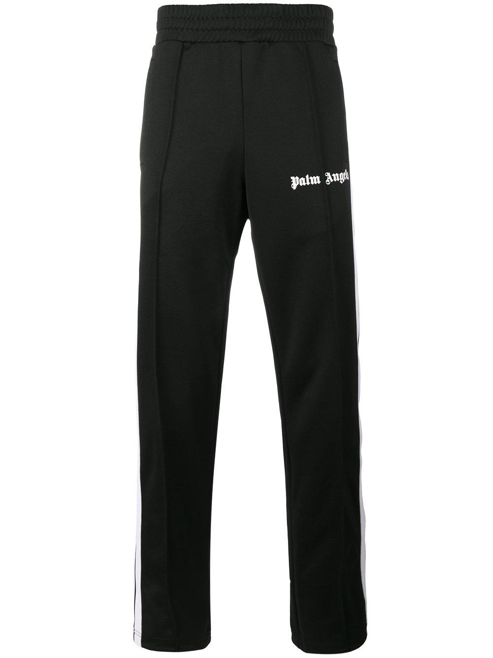Palm Angels   Black Track Pant