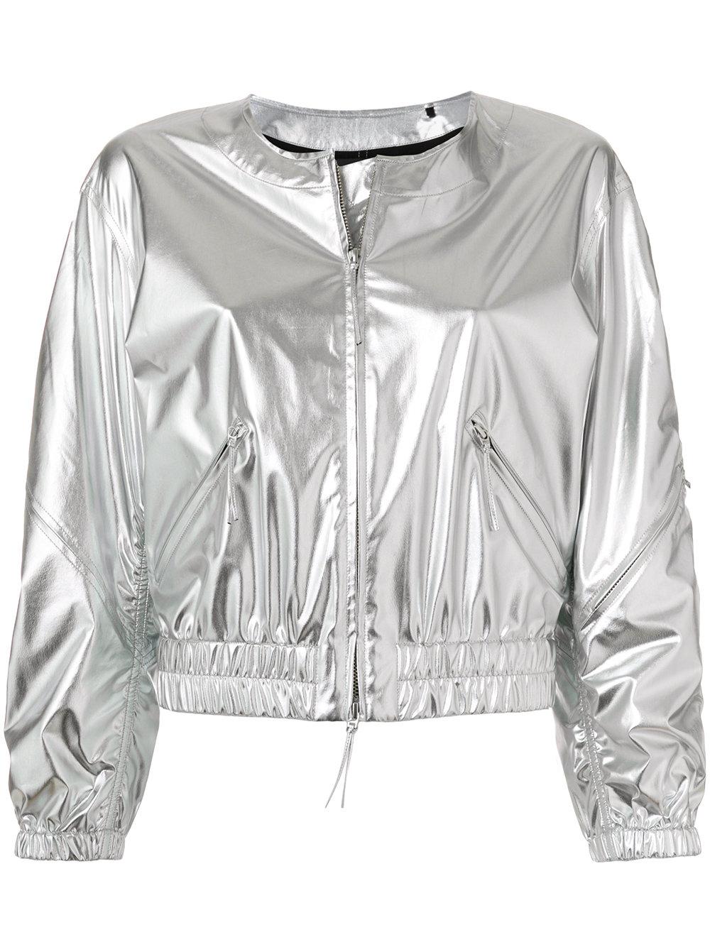 Isabel Marant   Silver Track Jacket