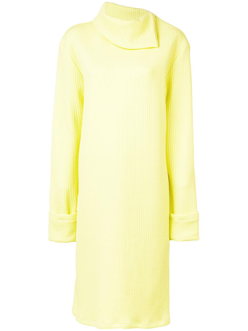 MM6 Maison Margiela   Long Sweater Dress