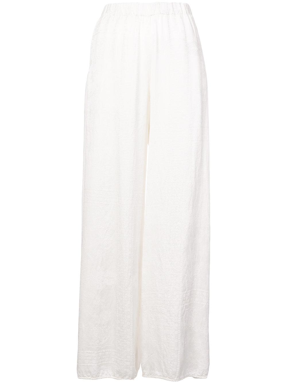 Raquel Allegra   Trouser with Pockets