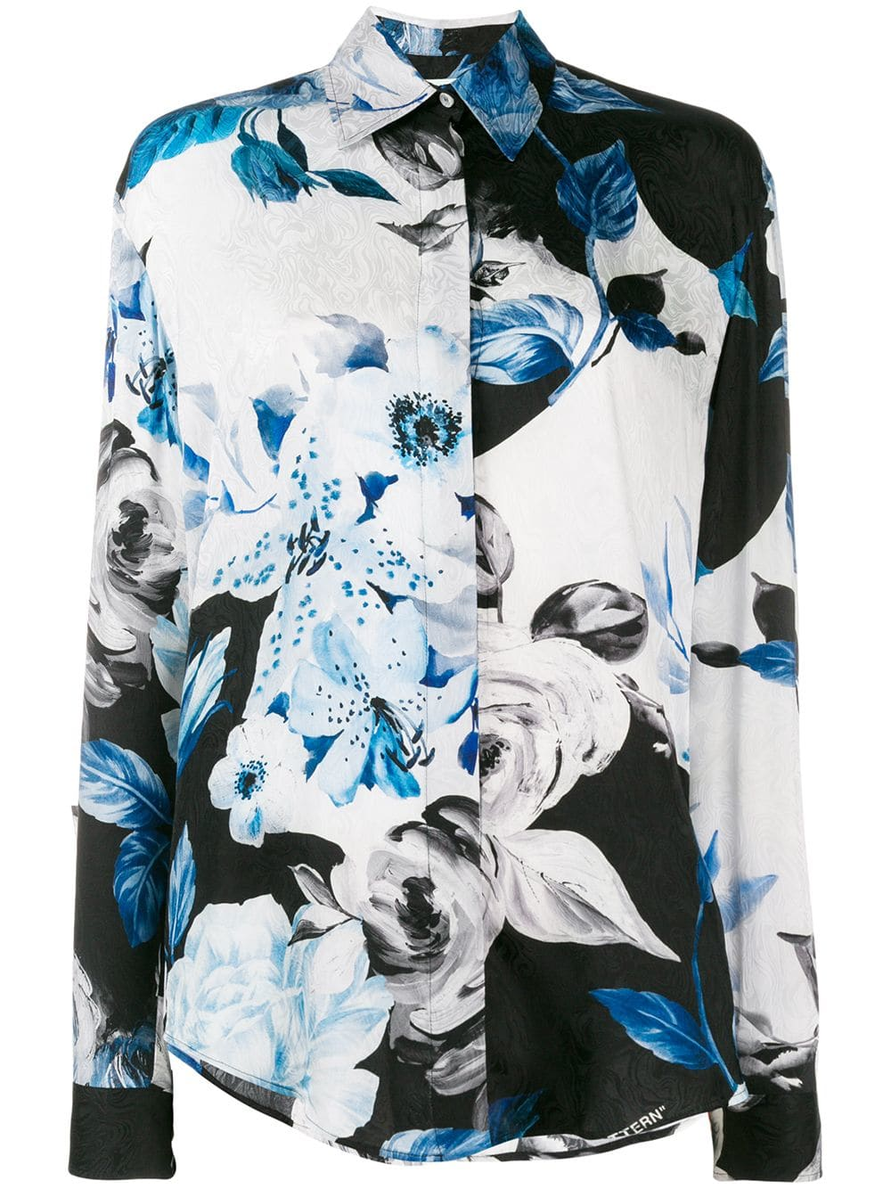 Off-White   Floral Top