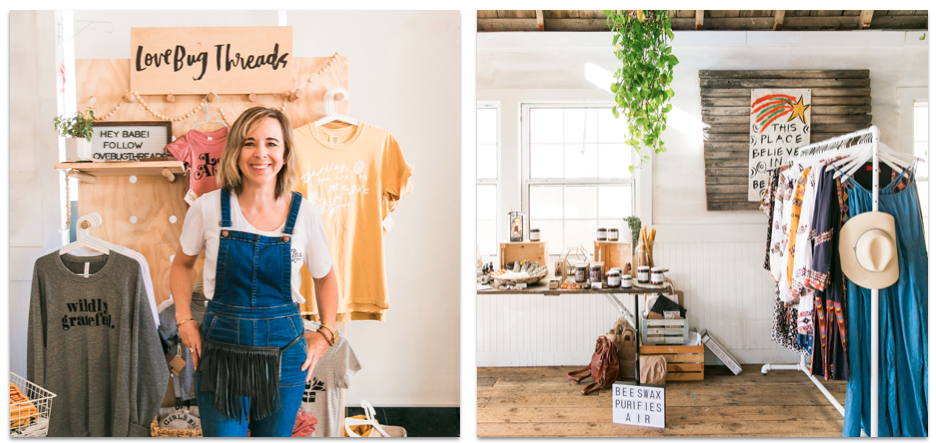 Photos by  Riley Starr  taken at our January 2019 Pop Up Shop in Laguna Beach.
