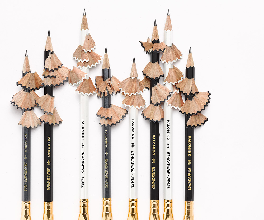 Blackwing Pencils Ad Concept