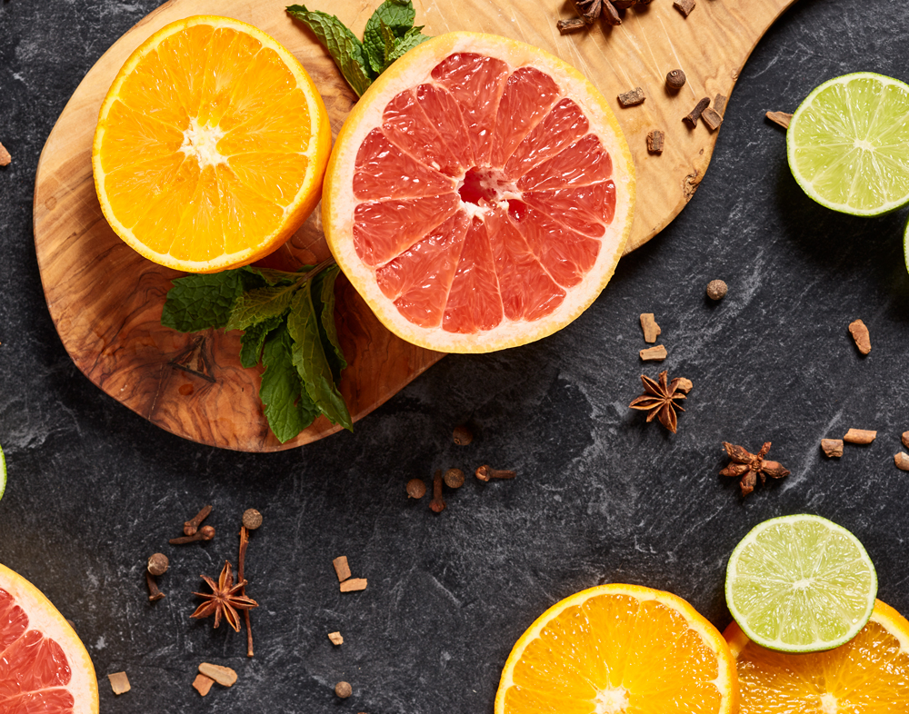 Citrus and Spice