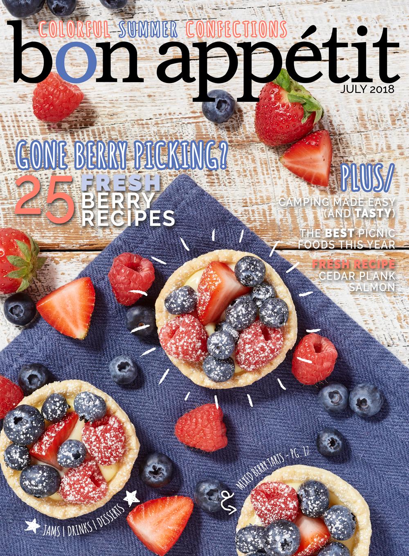 Bon Appétit Magazine Cover