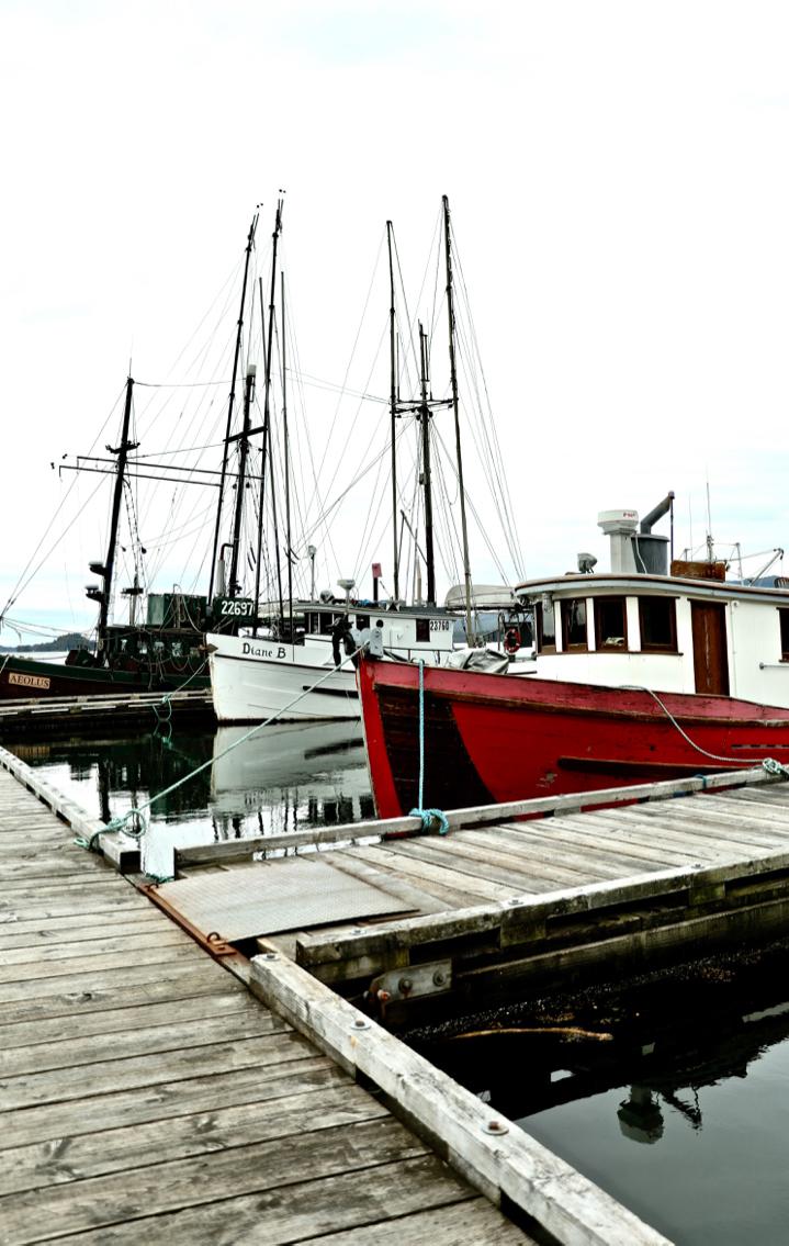 Fishing Boats – Prince Rupert, BC
