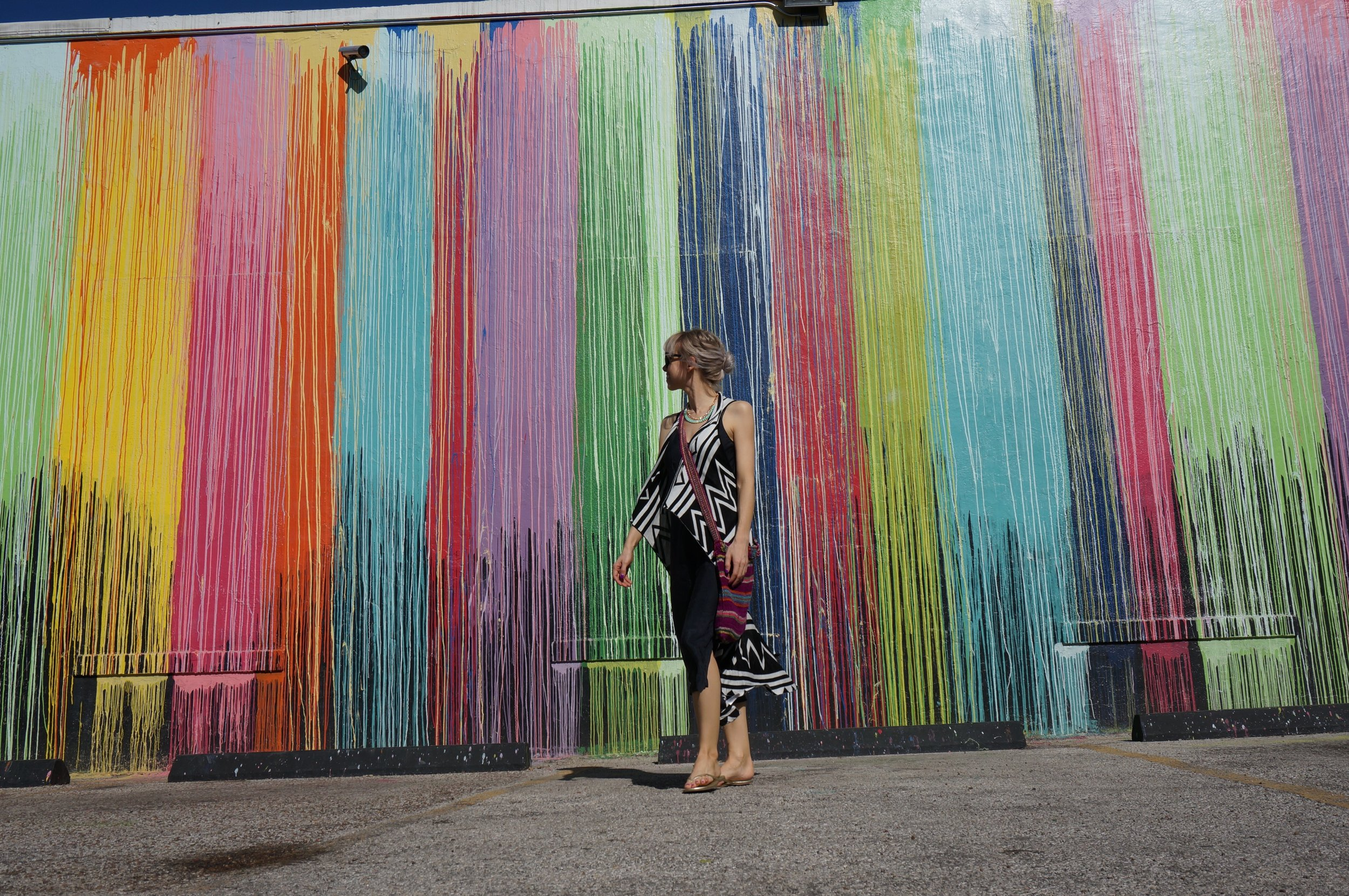 Paint wall Houston