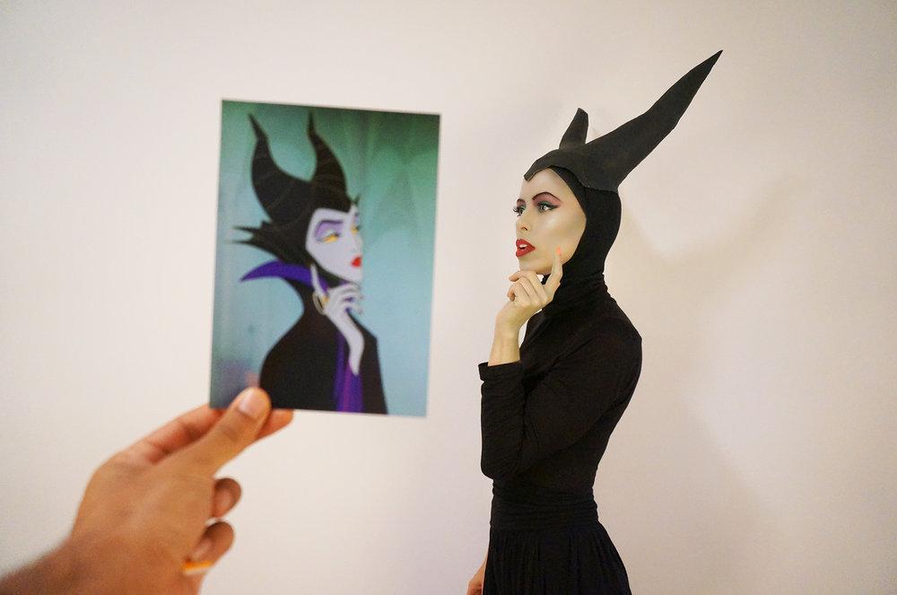 Maleficent Transformation -