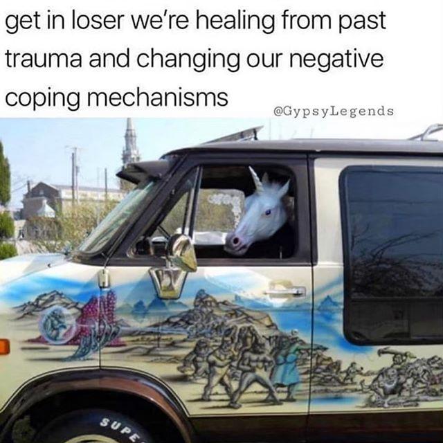 Get in loser 🚙 @gypsylegends