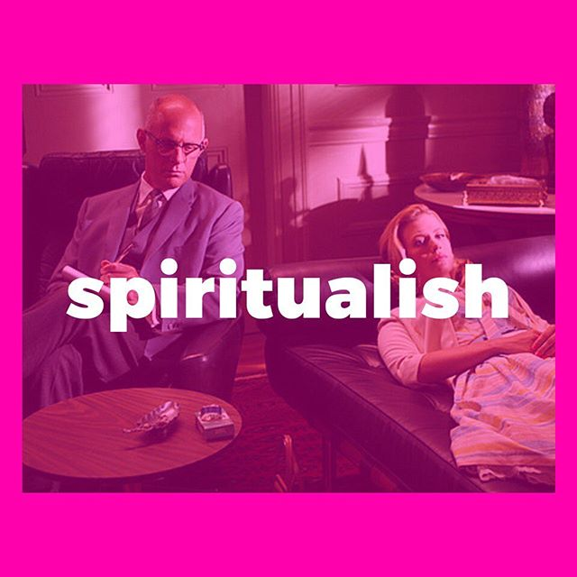 This week, we answer a letter from a reader about the difference between self-help and therapy, how we first landed with therapy, and what our experiences were like.  Spiritualish will be on a short summer break for the next couple weeks. We'll be back in your ears on July 11!  Music by @izzydevor