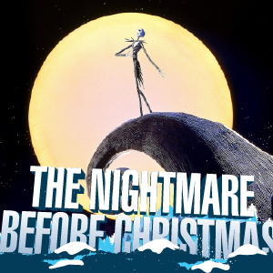 The Nightmare Before Christmas 14.00 (1hr16mins) Rated PG