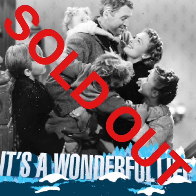 It's A Wonderful Life 16.30 (2hr10mins) Rated U