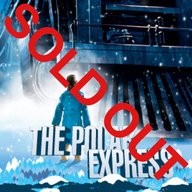 The Polar Express 14.00 (1hr40mins) Rated U