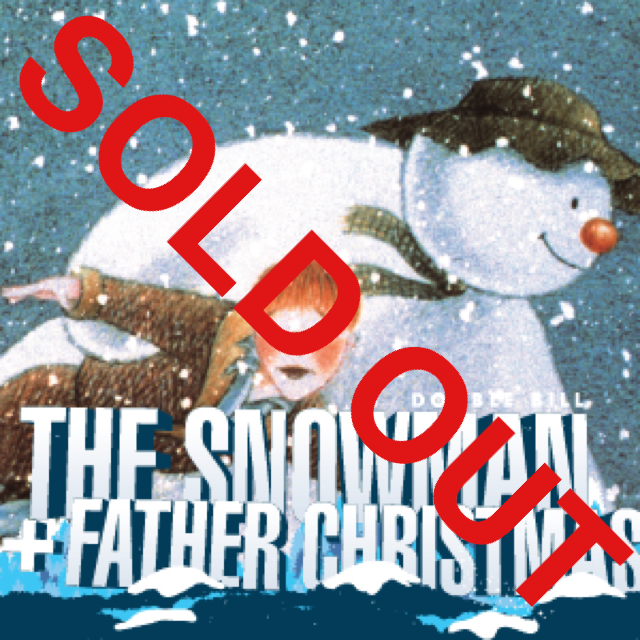 The Snowman & Father Christmas (double bill) 10.45 (1hr7mins) Rated U