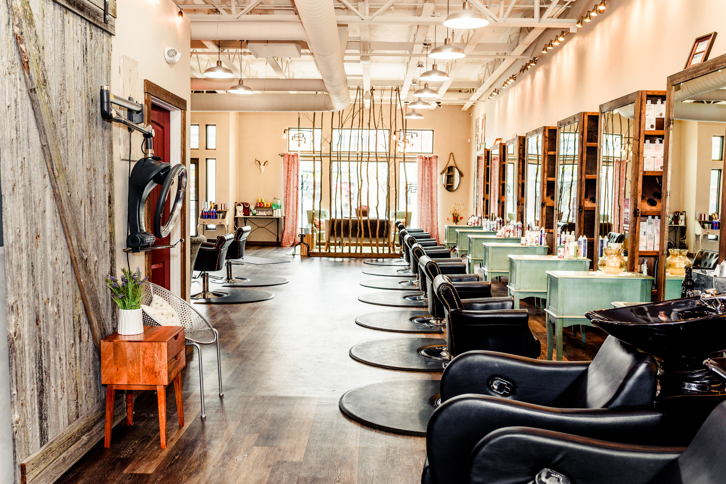 The salon is calling your name. A new season needs a new you.